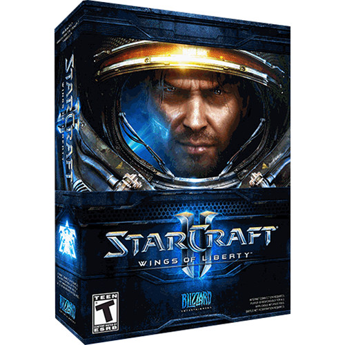 Activision Starcraft II: Wings of Liberty (PC/Mac)