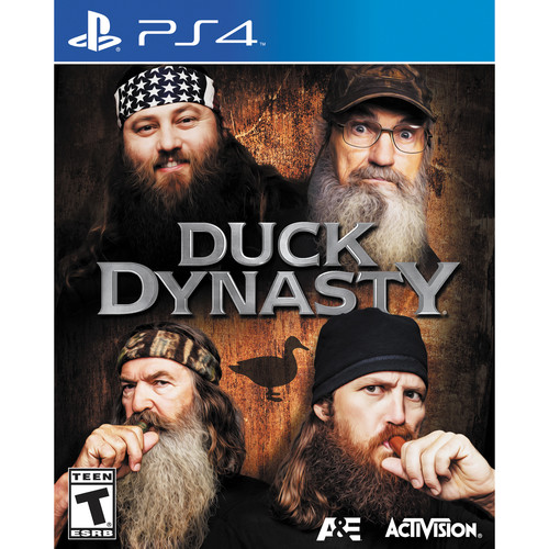 Activision Duck Dynasty (PS4)