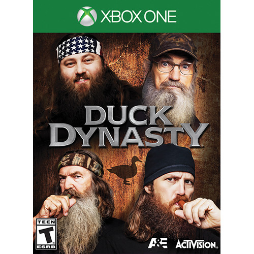 Activision Duck Dynasty (Xbox One)