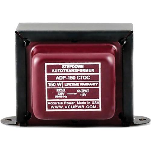 ACUPWR ADP-150 CTOC Step Down Transformer (150W)