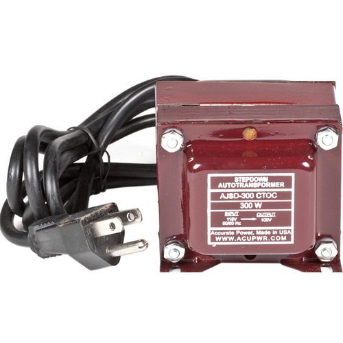 ACUPWR US to Mexico Step Down Transformer (300W)