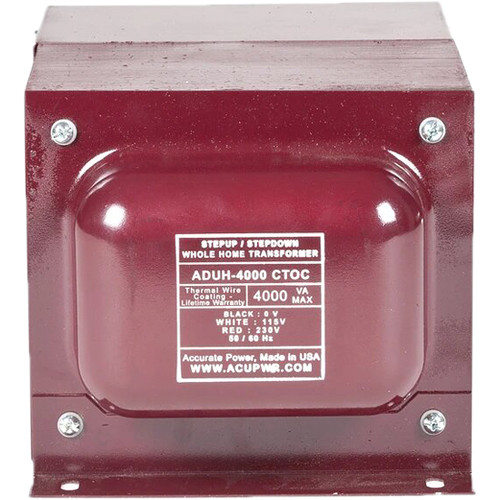 ACUPWR Step-Up/Down Whole-Home Transformer (4000W)