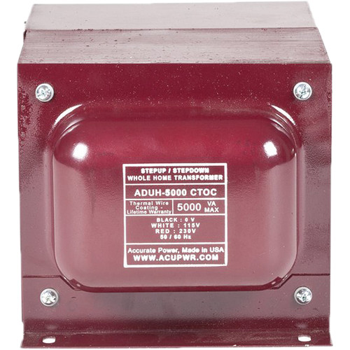 ACUPWR Step-Up/Down Whole-Home Transformer (5000W)