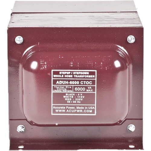 ACUPWR Step-Up/Down Whole-Home Transformer (6000W)