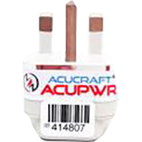 ACUPWR Any Type to Type G Plug Adapter