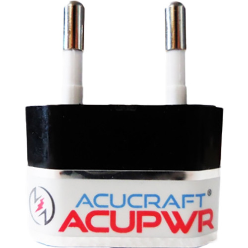 ACUPWR Type A to Type C Plug Adapter
