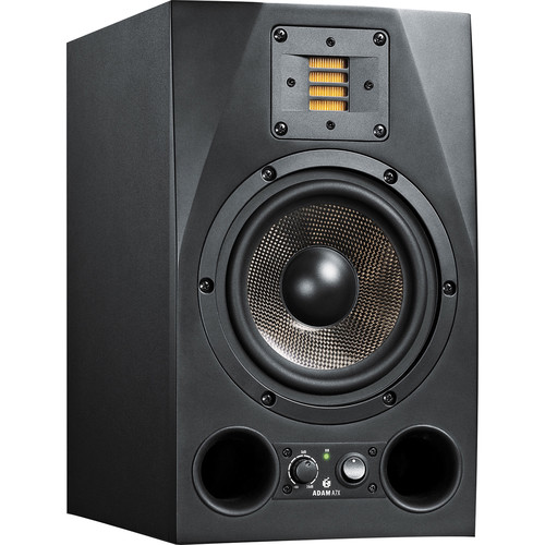Adam Professional Audio A7X Monitors with Subwoofer and Grace Design m920 Monitoring System Kit
