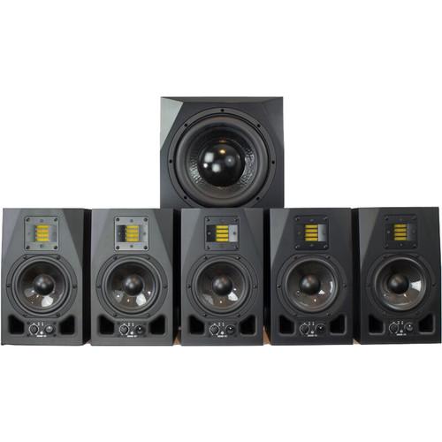 Adam Professional Audio Pie Town AX 5.1 Surround Monitoring System