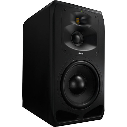 "Adam Professional Audio S5V Active Three-Way 12"" Main/Midfield Studio Monitor (Vertical, Single)"