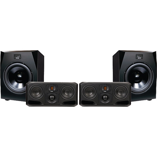 Adam Professional Audio Munich - Midfield Monitors with Matched Subwoofers (Pair)