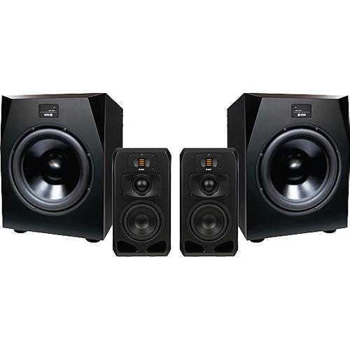 Adam Professional Audio S 2.1/2.2 Bundle: S3V/DUALSUB15 Bamberg