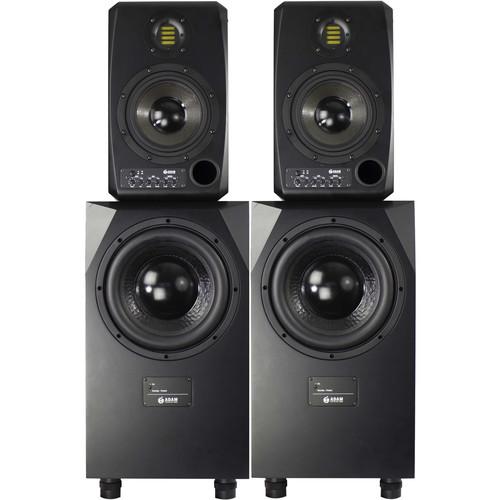 Adam Professional Audio The Elaine Matched 2.2 Speaker System