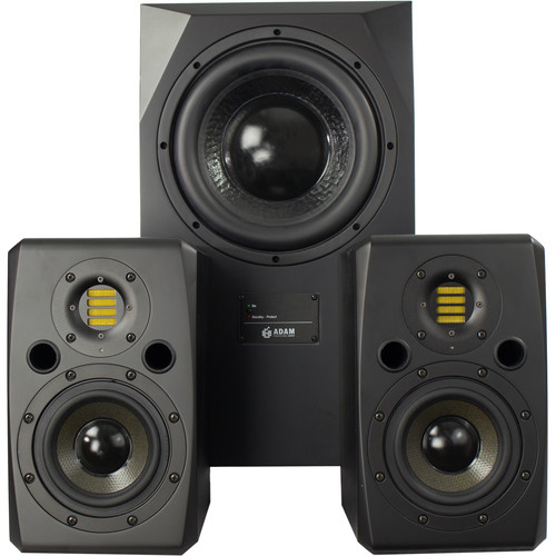 Adam Professional Audio The George Matched 2.1 Speaker System
