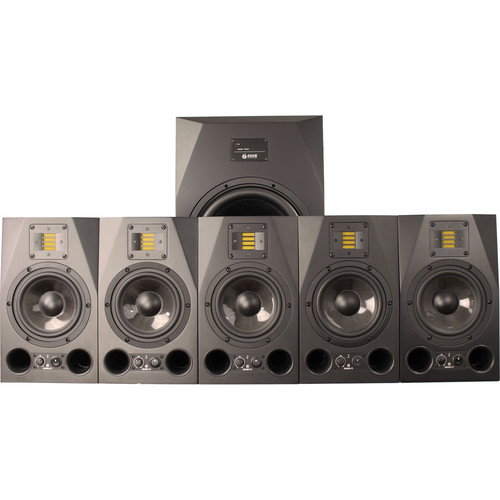 Adam Professional Audio The Macdougal Matched 5.1 Surround System