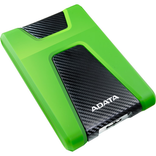 ADATA Technology HD650X External Hard Drive (2TB, Green)