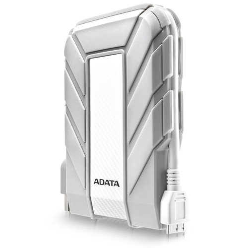 ADATA Technology 1TB HD710A USB 3.0 Rugged External HDD (White)