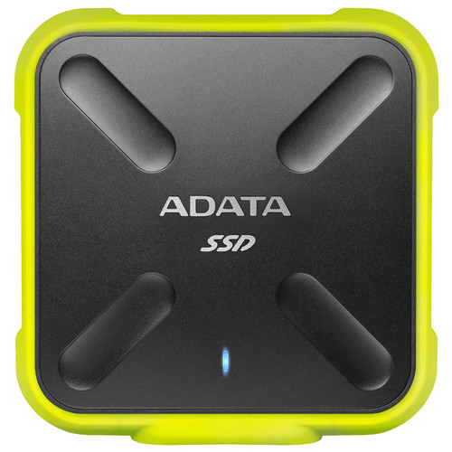 ADATA Technology 1TB SD700 External Solid State Drive (Yellow)