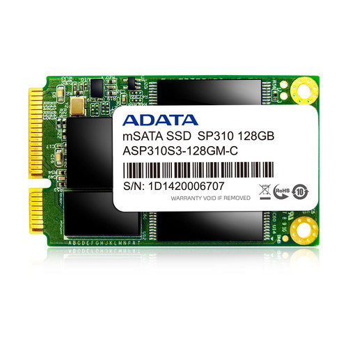 ADATA Technology 128GB Premier Pro SP310 mSATA Internal SSD