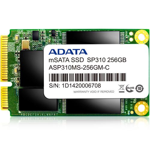 ADATA Technology 256GB Premier Pro SP310 mSATA Internal SSD