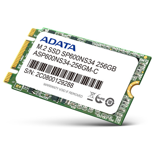 ADATA Technology Premier SP600 M.2 2242 256GB Solid State Drive