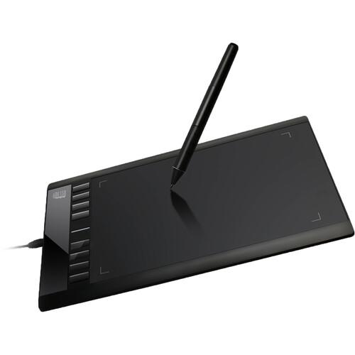 Adesso Kodak Cybertablet F12 12x7 Graphic Tablet (Black)