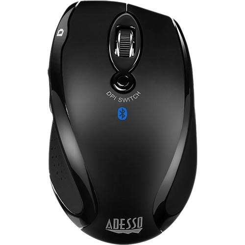 Adesso iMouse S200B Bluetooth Ergo Mini Scroll Mouse