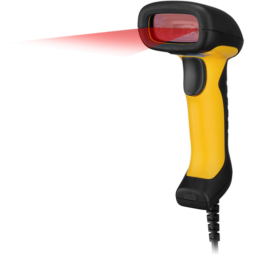 Adesso NuScan 2400U USB Handheld CCD Barcode Scanner