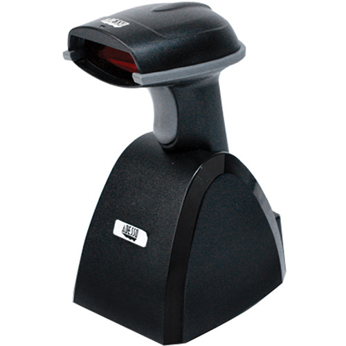 Adesso NuScan 4000B Bluetooth Handheld Barcode Scanner