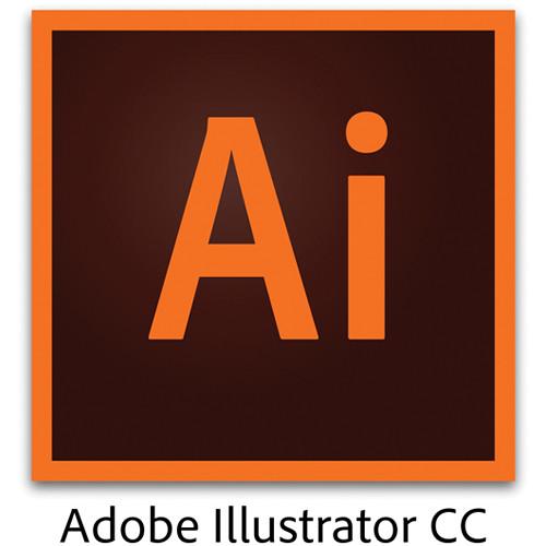 Adobe Illustrator Creative Cloud 1-Year Subscription