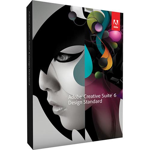 Adobe Creative Suite 6 Design Standard for Mac (Download)