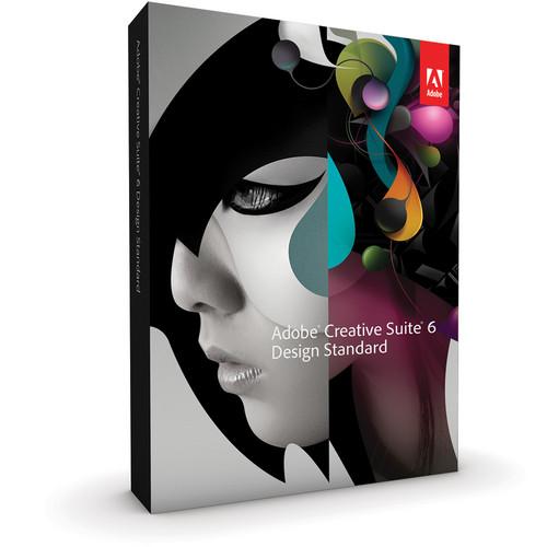 Adobe Creative Suite 6 Design Standard for Windows (Download)