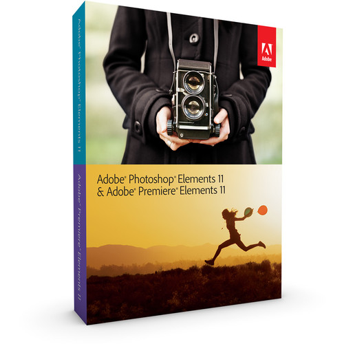 Adobe Photoshop Elements 11 & Premiere Elements 11 for Mac and Windows (Download)