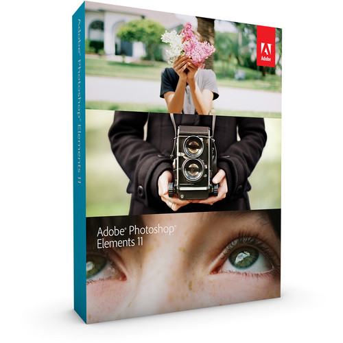 Adobe Photoshop Elements 11 for Mac and Windows (Download)