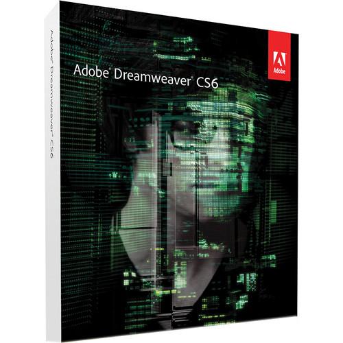 Adobe Dreamweaver CS6 for Windows (Download)