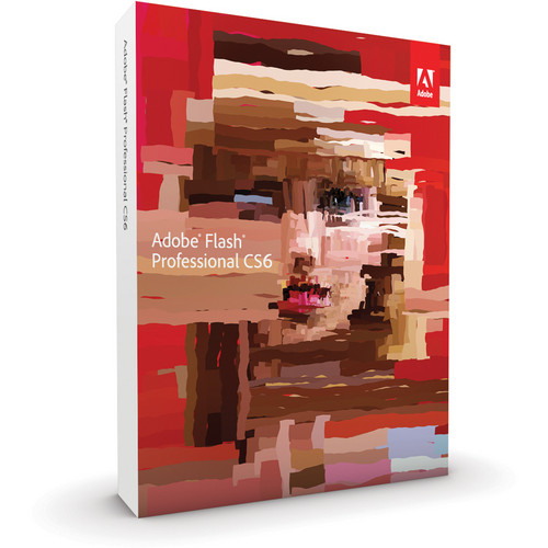 Adobe Flash Professional CS6 for Mac (Download)