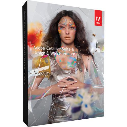 Adobe Creative Suite 6 Design & Web Premium for Windows (Download)