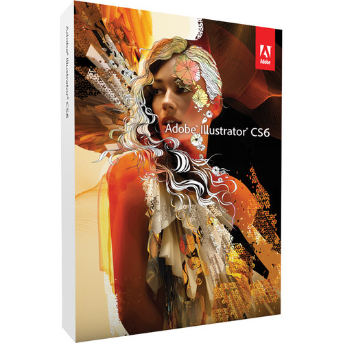 Adobe Illustrator CS6 for Windows (Mac)