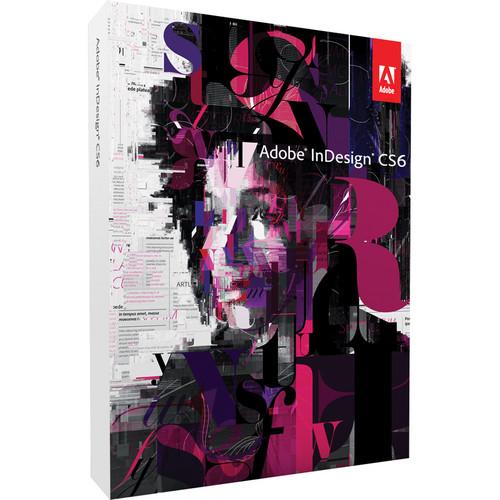 Adobe InDesign CS6 for Mac (Download)