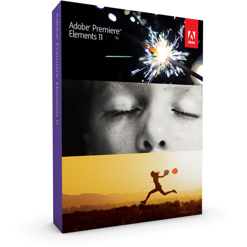 Adobe Premiere Elements 11 for Mac and Windows (Download)