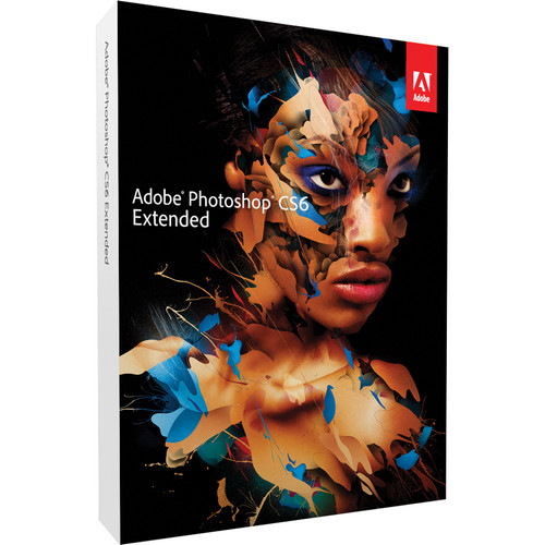 Adobe Photoshop Extended CS6 for Windows (Download)