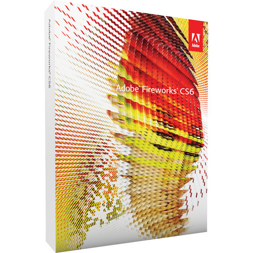 Adobe Fireworks CS6 for Mac (Download)