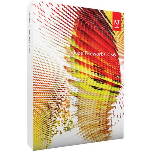 Adobe Fireworks CS6 for Mac (Download)
