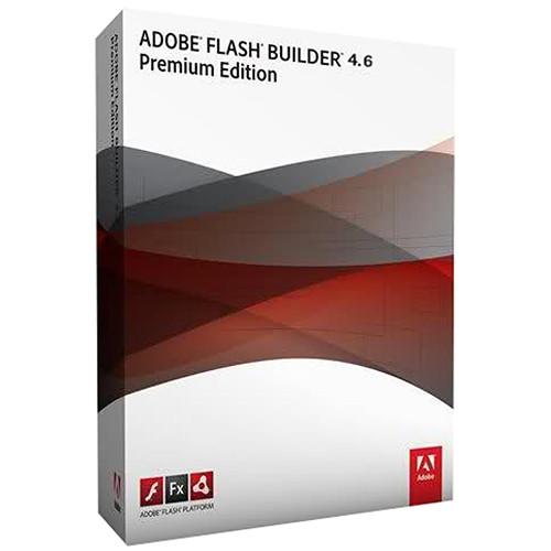 Adobe Flash Builder 4.6 Premium for Mac & Windows (Download)