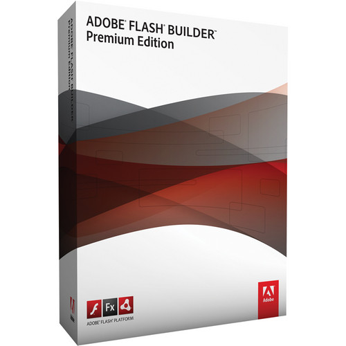 Adobe Flash Builder 4.7 Premium (Windows/Mac)