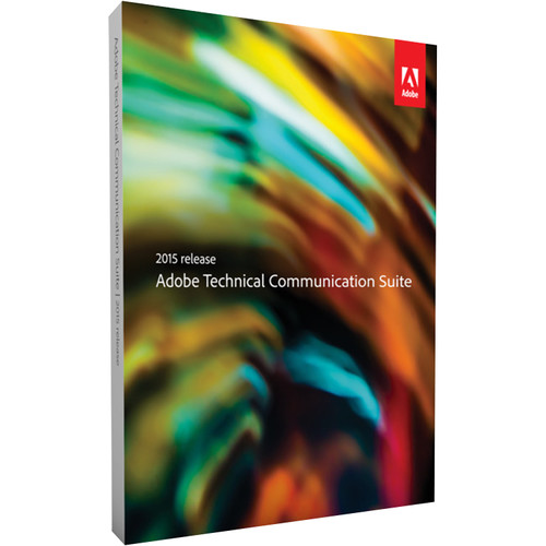 Adobe Technical Communication Suite (2015 Version, Download)