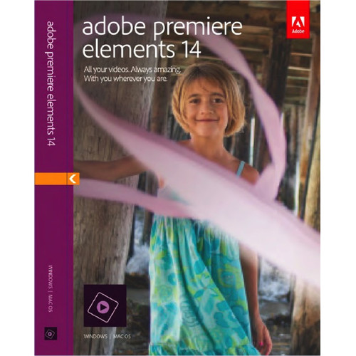 adobe premiere elements 14 free
