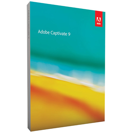 Adobe Captivate 9 Student & Teacher Edition for Windows (Software Download)