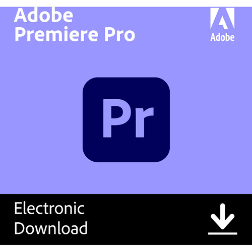 Adobe Premiere Pro CC (1-Year Subscription, Download)