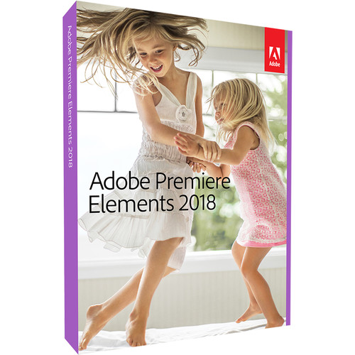 Adobe Premiere Elements 2018 (Mac & Windows, Download)