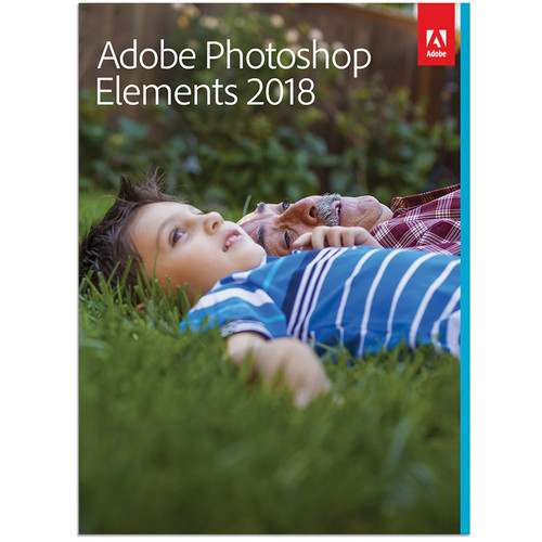 Adobe Photoshop Elements 2018 (Windows, Download)